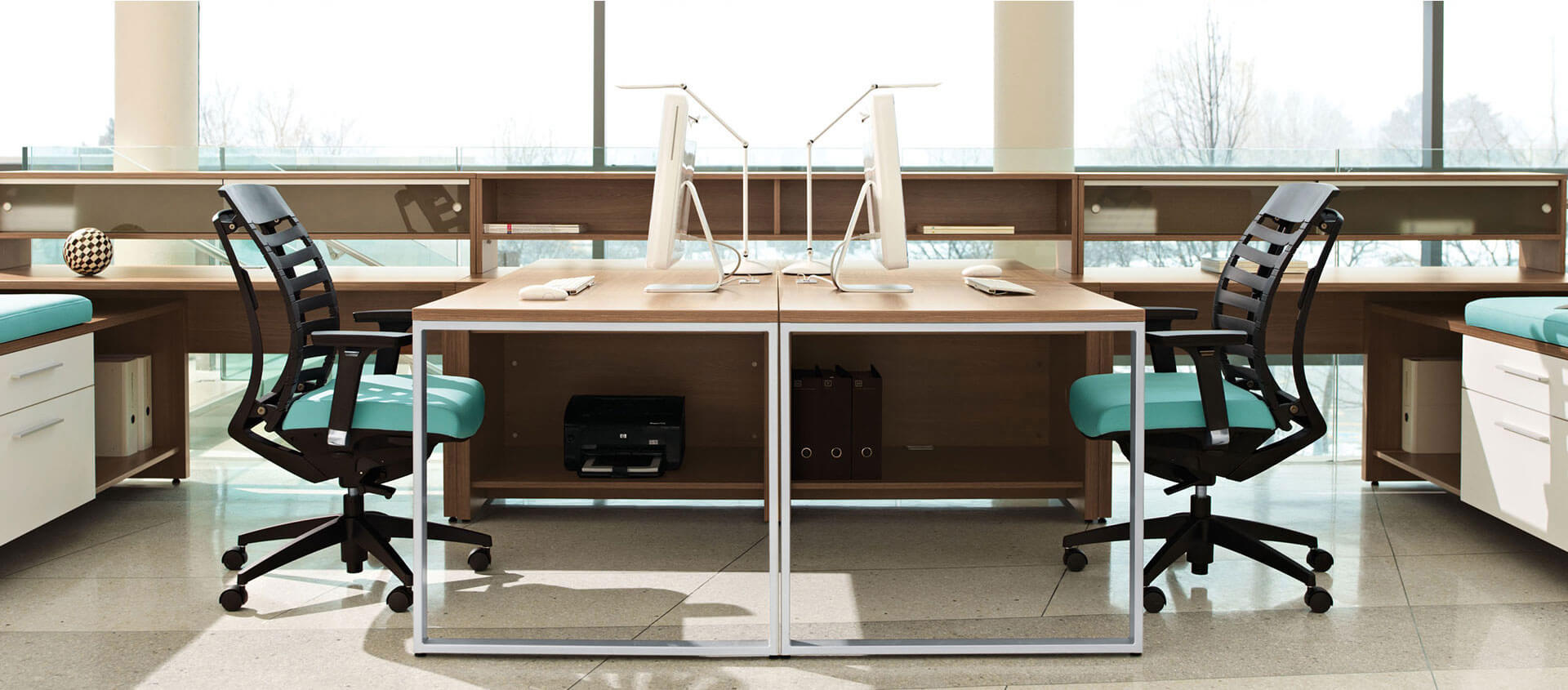 Work Tables For Home Office The Great Debate Offices Vs Cubicles