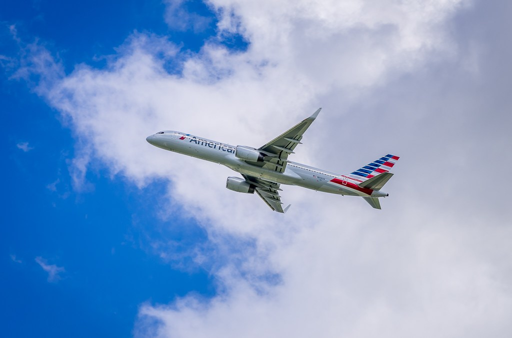 American Airlines does something TOTALLY AWESOME