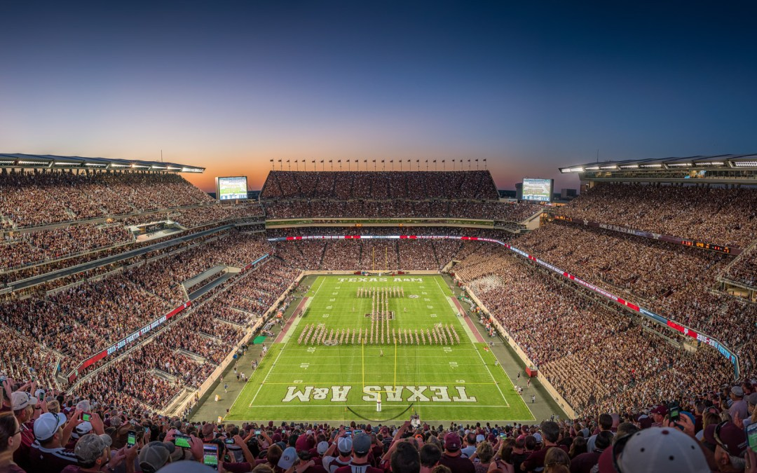 Photos of a lifetime: Kyle Field Re-Opening at Texas A&M
