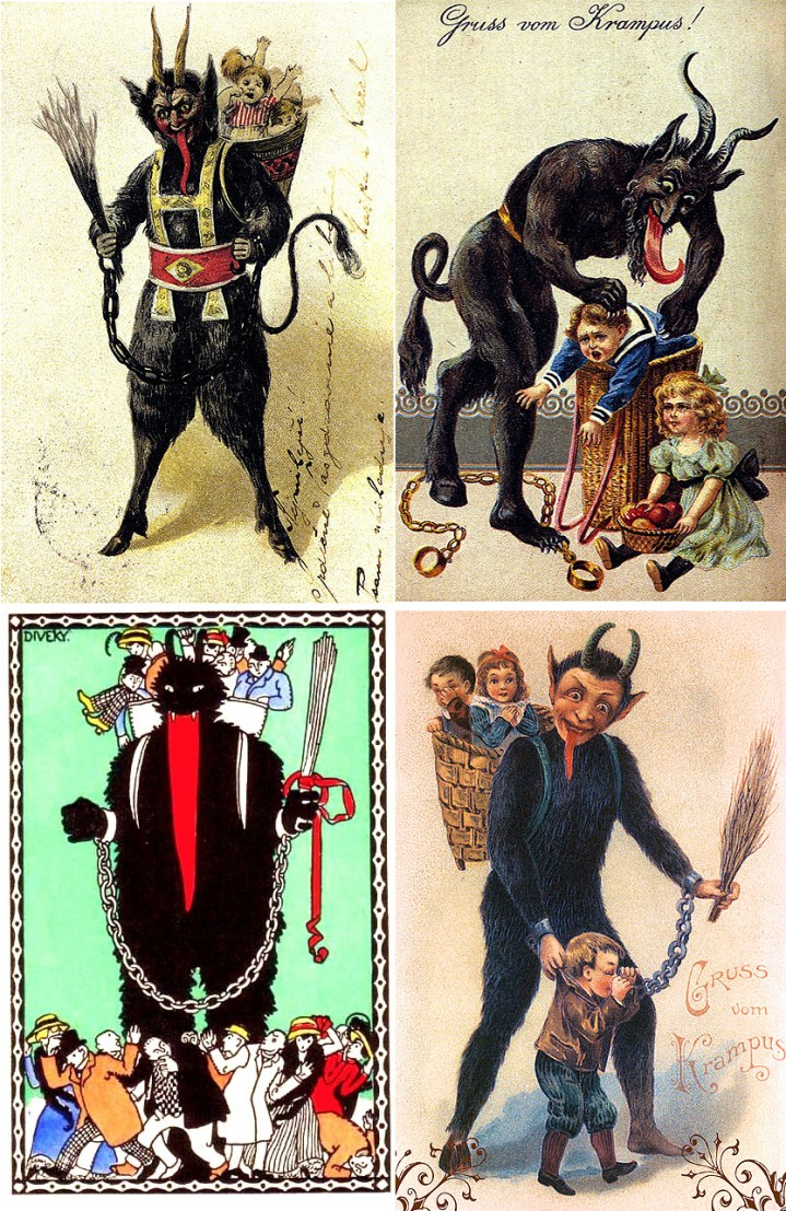 Ohio Craft Shows Festivals And Events Gruss Vom Krampus Andytoad