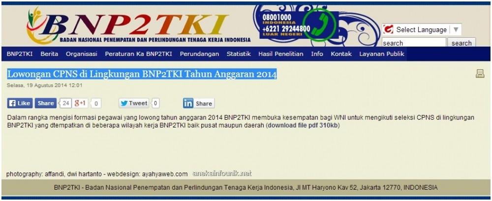 Cpns Guru 2013 Cpns 2016 2017 Pusat Pengumuman Cpns Indonesia Ppci Pusat Informasi Pengumuman Lowongan Cpns 2014 Share The Knownledge