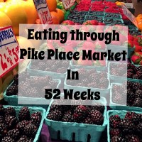 52 weeks of Pike Place Market Eating