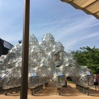 A Pinterest Playground I traveled thousands of miles to see that is no more (Hakone Open Air Museum, Japan)