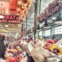 Back to Pike Place Market: a salmon sandwich to talk about at Market Grill
