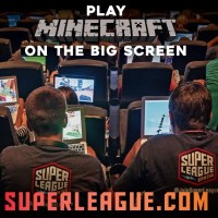 Discount code and win tix for a Seattle-Area Minecraft Event From Super League next week