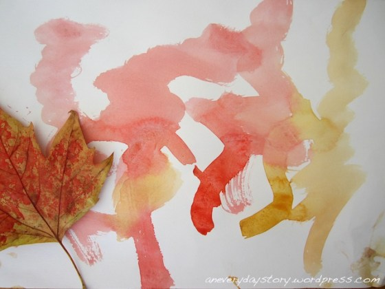 img 4222 Autumn Leaves Project: Observational Art