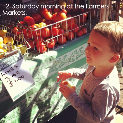farmers markets with preschoolers an everyday story This Week… 4/52
