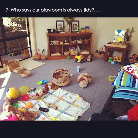 reggio playroom an everyday story This Week 4/52