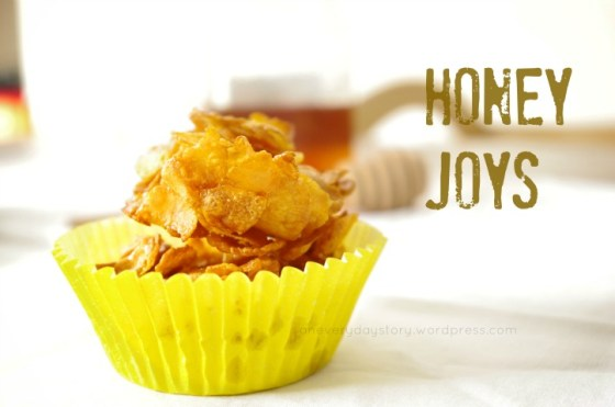 simple recipes for young children honey joys an everyday story The Simple Deliciousness of Honey Joys