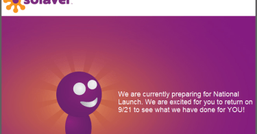 solavei launch page september 21