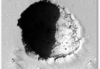 mars caves nasa jpl u of arizona photo