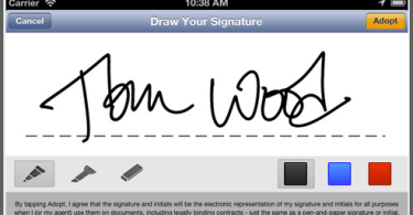 docusign ink sf appshow 2012 november 8 2012