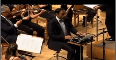 typewriter symphony orchestra video