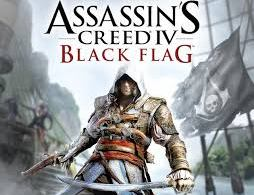Assassin's Creed IV Cover