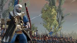 Shogun II units