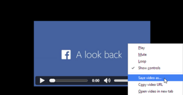 how to use chrome to download facebook videos