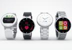 alcatel one touch smartwathces CES 2015