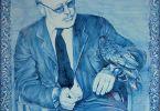 Ernest_Hemingway_al_Caffè_Roma_-_Alassio