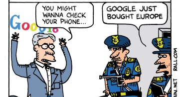 Google antitrust Googe Europe antitrust