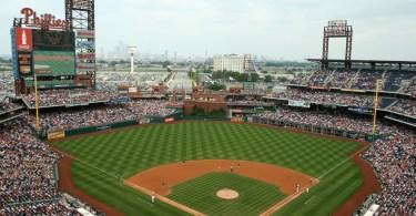 baseball stadium designated hitter