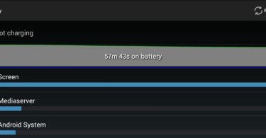 HTC One M8 Featured Battery life