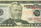 boring US currency grant $50 bill