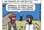 ted rall drone attack cut back