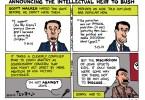 Scott Walker: The Intellectual Heir to George W. Bush