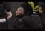 cops harass jaywalkers