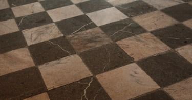 tap the white tile