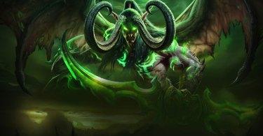 Illidan world of warcraft: legion