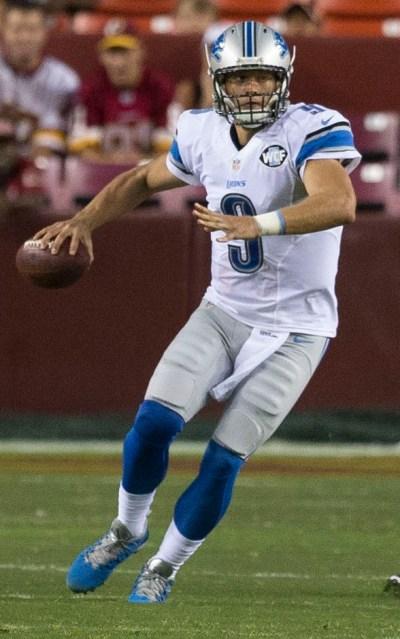 Lions at Redskins 8/20/15