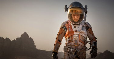 The Martian review by mark kaelin anewdomain