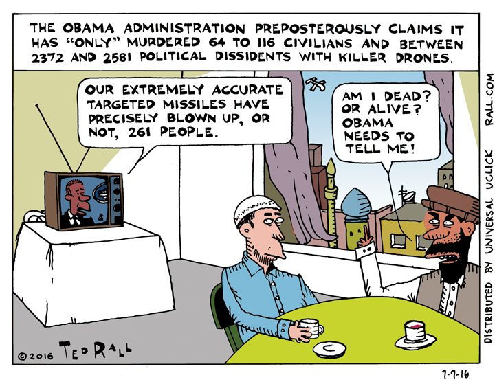 drone assassinations ed rall precisely imprecise