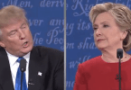 donald trump hillary clinton first presidential debate