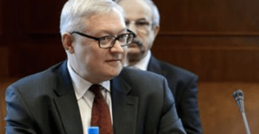 what did sergei ryabkov really say about contacts with the Trump campaign Donald Trump