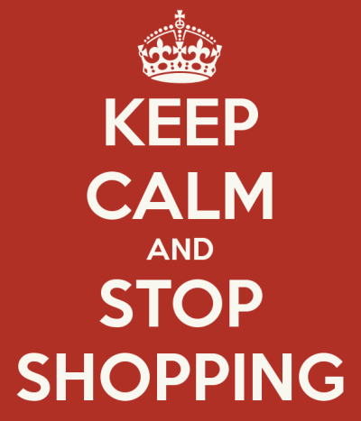 protest trump stop shopping cancel christmas be calm and stop shopping http://www.fergfamilyadventures.com/2013/03/spring-wish-list.html