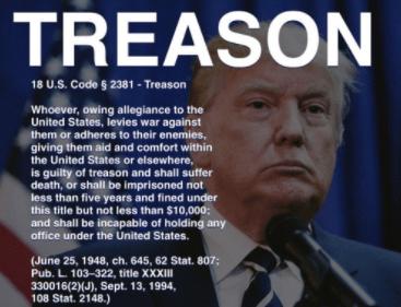 donald trump guiliani mcconnell comey treason