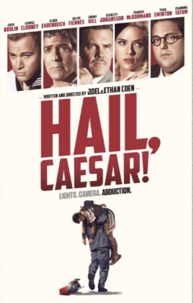 Hail, Caesar netflix amazon prime hail caesar