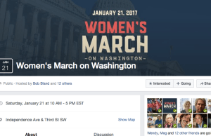 the womens march