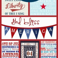 4th of July :: Patriotic Printables