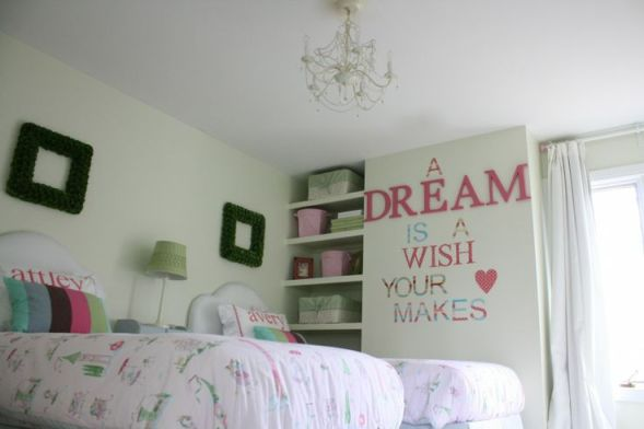 Big Girl Room Reveal from Designer Trapped in a Lawyer's Body :: Project Inspire{d} feature :: AnExtraordinaryDay.net