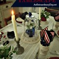 Memorial Day Tablescape Ideas :: AnExtraordinaryDay.net