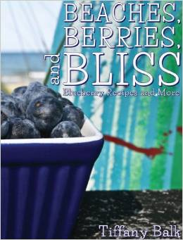 Beaches, Berries, and Bliss  :: Blueberries Cookbook Grand Haven, MI