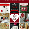 Low Cost DIY Valentine's Day Decorating Ideas