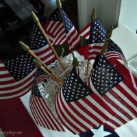 Fun and Colorful Patriotic Holiday Decorating Ideas