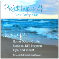 Project Inspire{d} Link Party #134