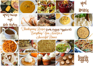 19 Recipes for a Successful Thanksgiving Dinner