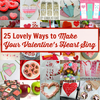 25 Lovely Ways to Make Your Valentine's Heart Sing