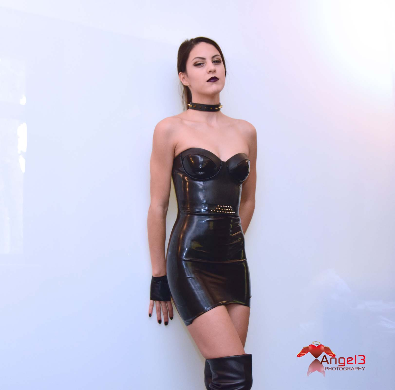 Www Glamour De Carolina Abril Mistress - Angel3